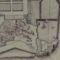 Disegno di Bernardo Buontalenti del ingrandimento di Livorno sotto il G. D. Francesco primo