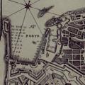 Pianta della Città e Porto di Livorno
