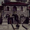 Veduta della Porta a Pisa di Livorno