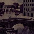 Veduta del Ponte Grande di Venezia Nuova