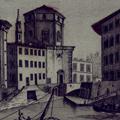 Veduta della Venezia Nova della Chiesa di Santa Caterina