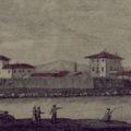 Veduta del Lazzeretto di San Jacopo