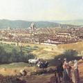 Veduta di Firenze da Bellosguardo