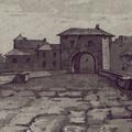 Ponte a Mare, Sostegno e Chiesa di S. Paolo