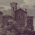 Convent of St. Domenico at Sienna