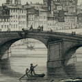 View of Ponte di Santa Trinita