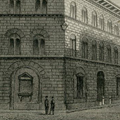 Perspective View of the Palazzo Pitti