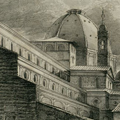Perspective View of Piazza S. Lorenze