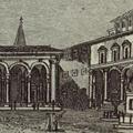 Veduta della Piazza della SS. Annunziata