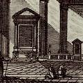 Interno della Madonna delle Carceri di Prato