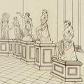 Museum Florence - Hall of Niobe