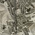 Pianta della città di Siena