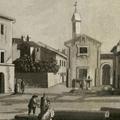 Veduta della Cattedrale e avanzi antichi
