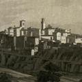 Veduta di Montepulciano