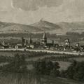 Veduta del Borgo S. Sepolcro