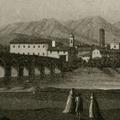 Veduta del Borgo S. Lorenzo