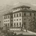 Veduta della R. Villa di Pratolino