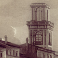Veduta della Specula di Pisa