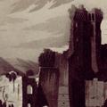 Veduta della città di Sovana