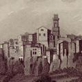 Veduta di Pitigliano