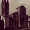 Veduta della Cattedrale di Montalcino
