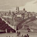 Veduta di Volterra