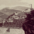 Veduta di Capraia e Montelupo