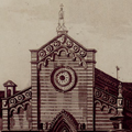 Veduta della Cattedrale di Prato