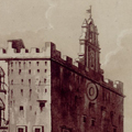 Veduta del Palazzo Pretorio
