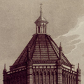 Veduta del Battistero di S. Giovanni