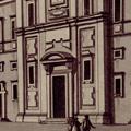 Veduta del Seminario di Pistoja