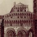 Veduta della Cattedrale di Lucca