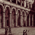 Interno del Palazzo del Pubblico di Lucca