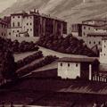 Veduta dei Bagni di Lucca