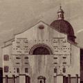 Veduta della Cattedrale di Pontremoli